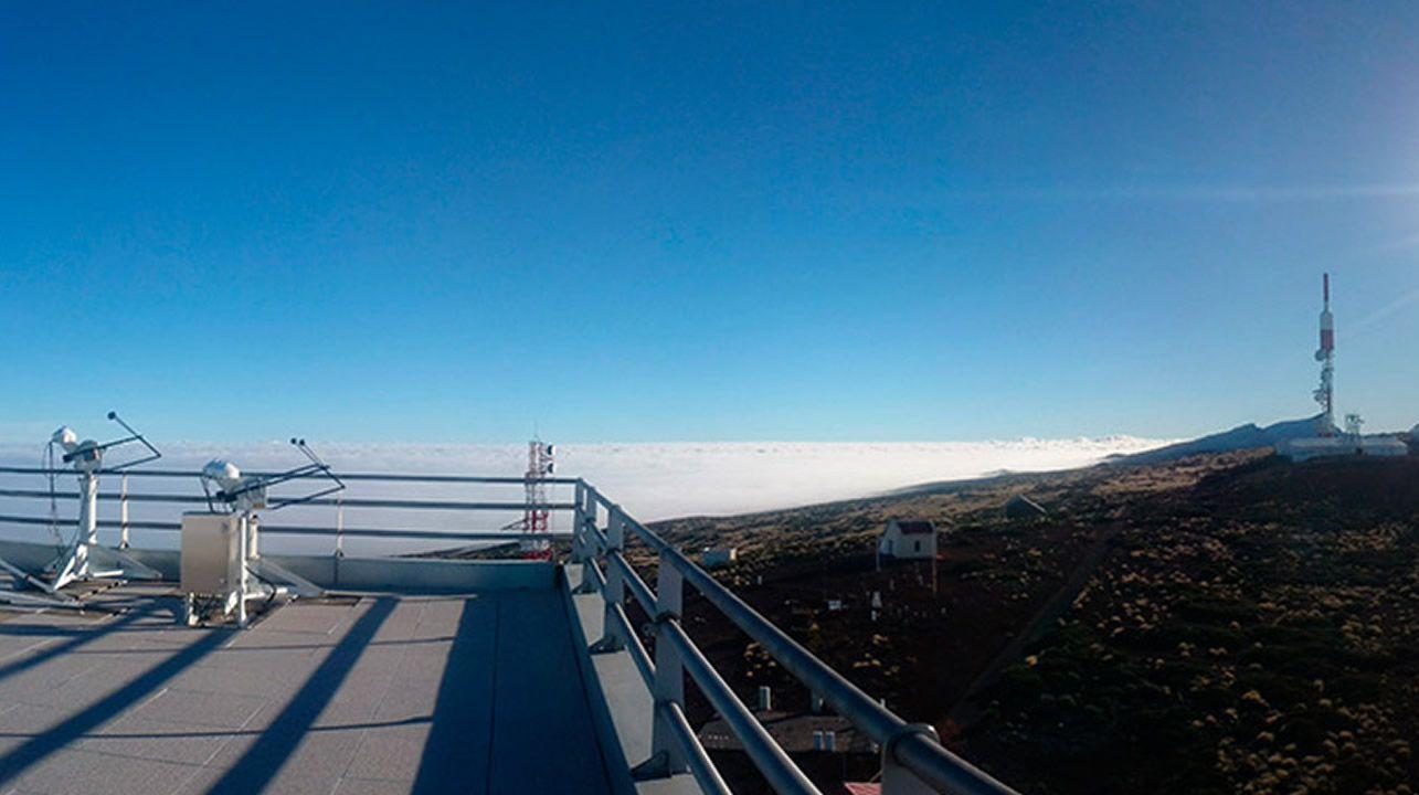 ¿Qué es el efecto Coriolis?.El observatorio de Izaña registra la evolución del CO2 desde 1984