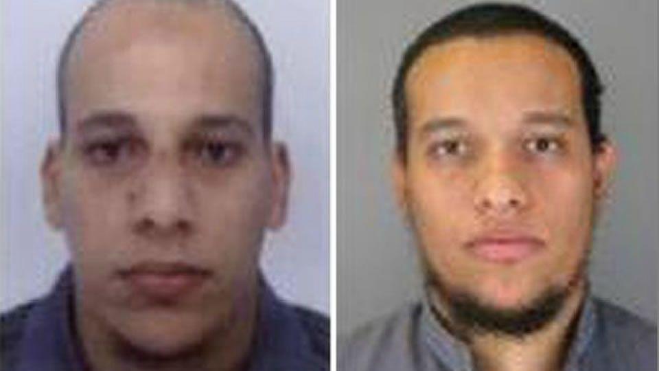 Despliegue policial sin precedentes en Dammartin-en-Goële.Uno de los líderes de Al Qaida en Yemen, reivindicando el atentado contra «Charlie Hebdo»