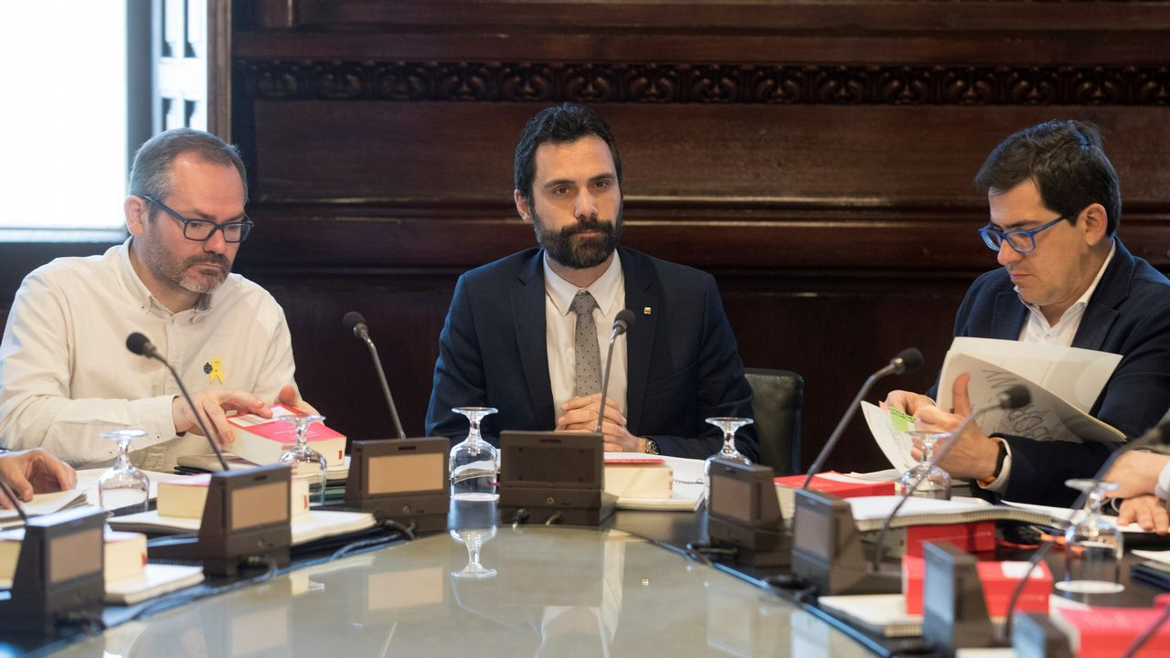 Aitor Esteban, portavoz del PNV en el Congreso