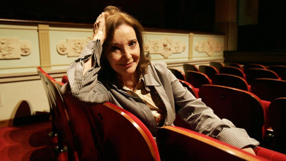 Nuria Espert, premio Princesa de Asturias de las Artes.Nùria Espert