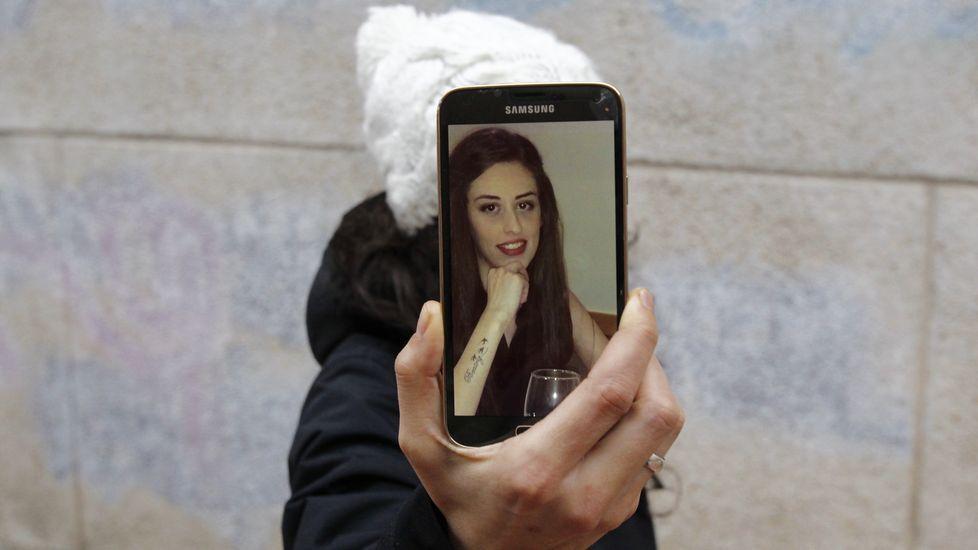 Orden de alejamiento para el exnovio de la joven de Lugo desaparecida durante dos días.Así amaneció A Fonsagrada