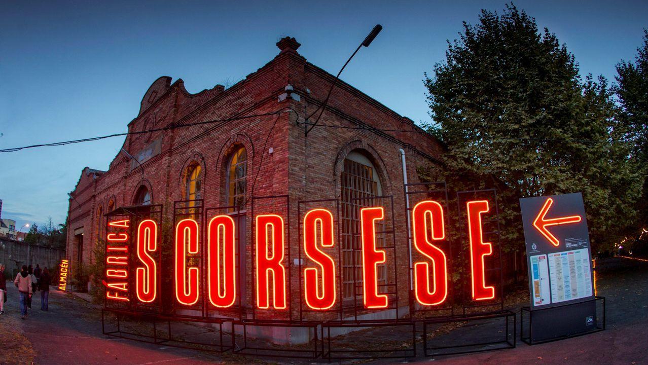 Fábrica de Armas Fábrica de La Vega.La antigua Fábrica de Armas de Oviedo se ha convertido en la  Fábrica Scorsese , un espacio destinado a homenajear con distintas actividades al cineasta neoyorquino en los días previos a que recoja el Premio Princesa de Asturias de las Artes
