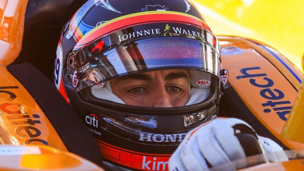 Alonso: «Volveré y será más fácil que esta vez»