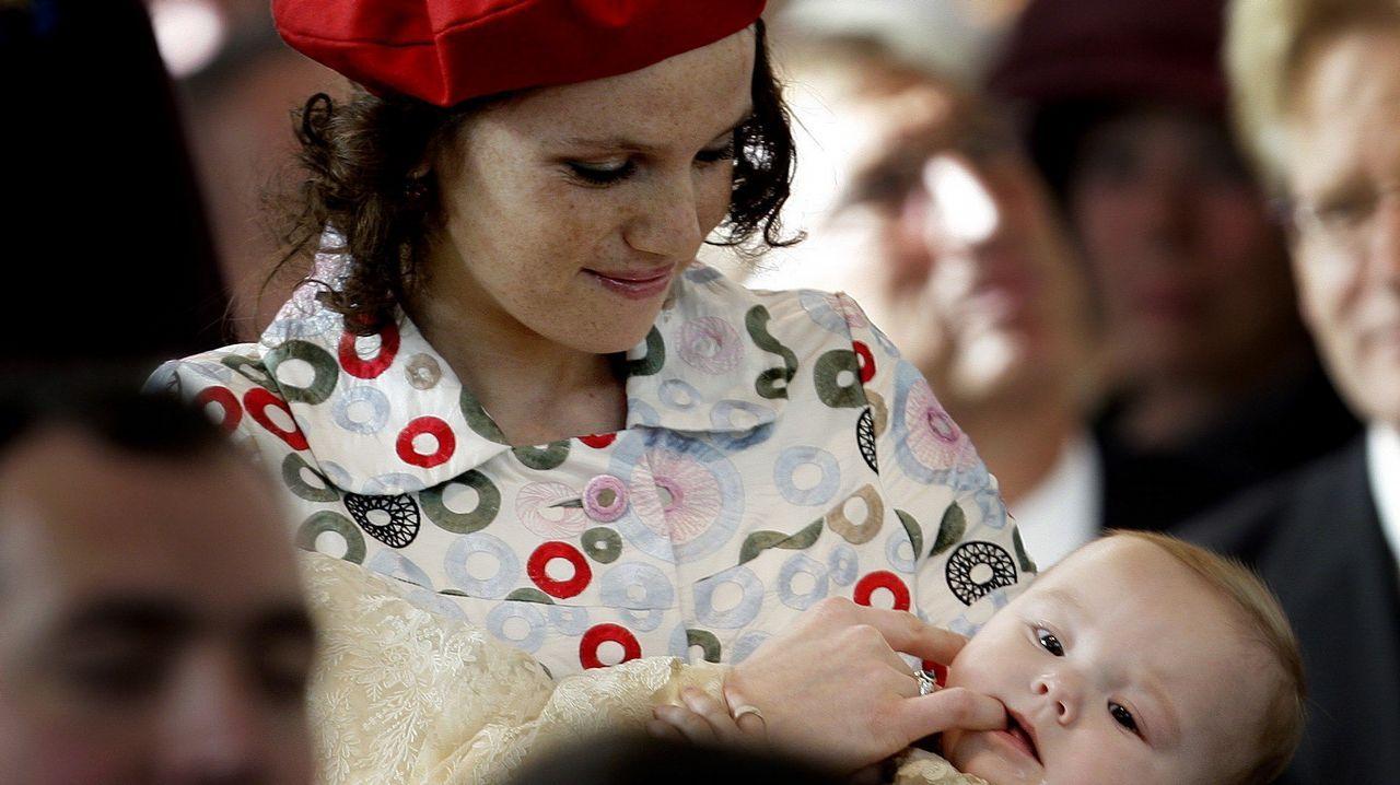 Patricia Conde y Carlos Seguí en una imagen de archivo