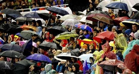 El Real Madrid-Celta, en fotos.La afición cerró filas con el equipo de Del Bosque en una noche en la que Kroos se convirtió en protagonista. Los seguidores alemanes también estuvieron representados en Vigo.