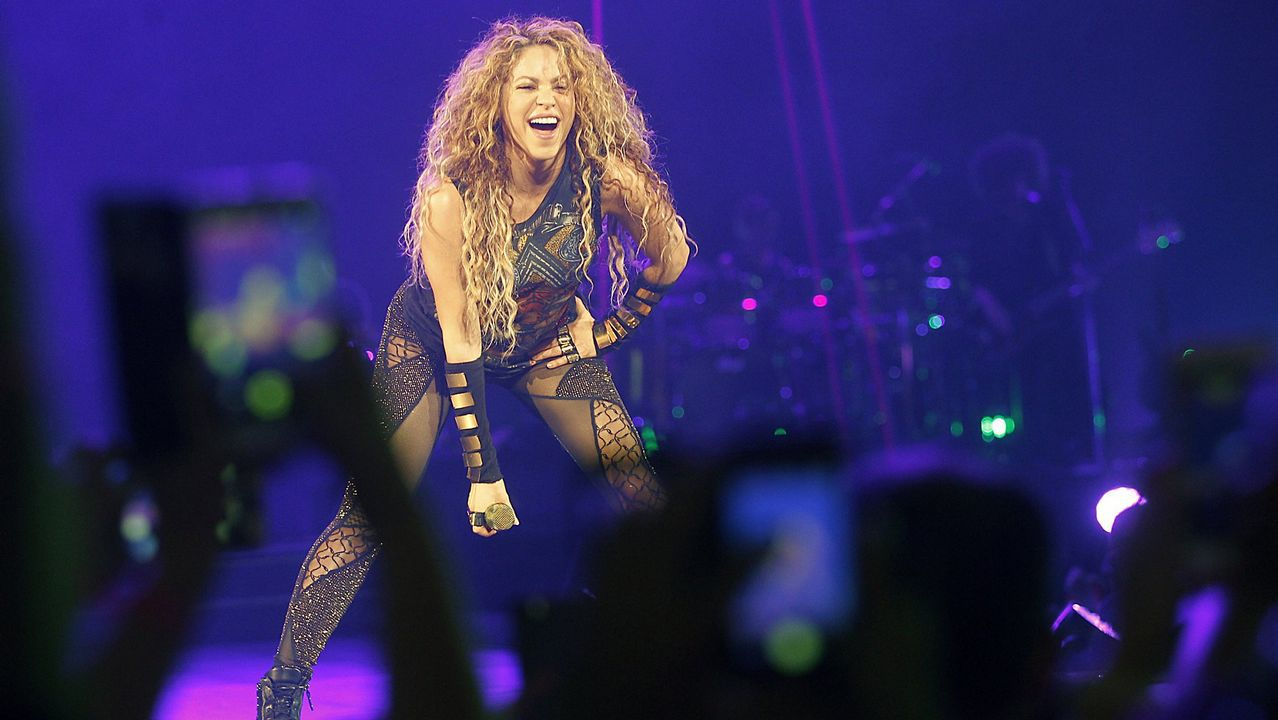 Ciclón Shakira