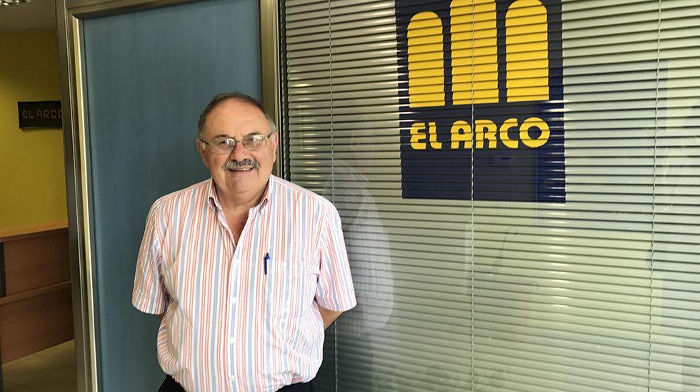 Álvaro Peón, grupo El Arco.