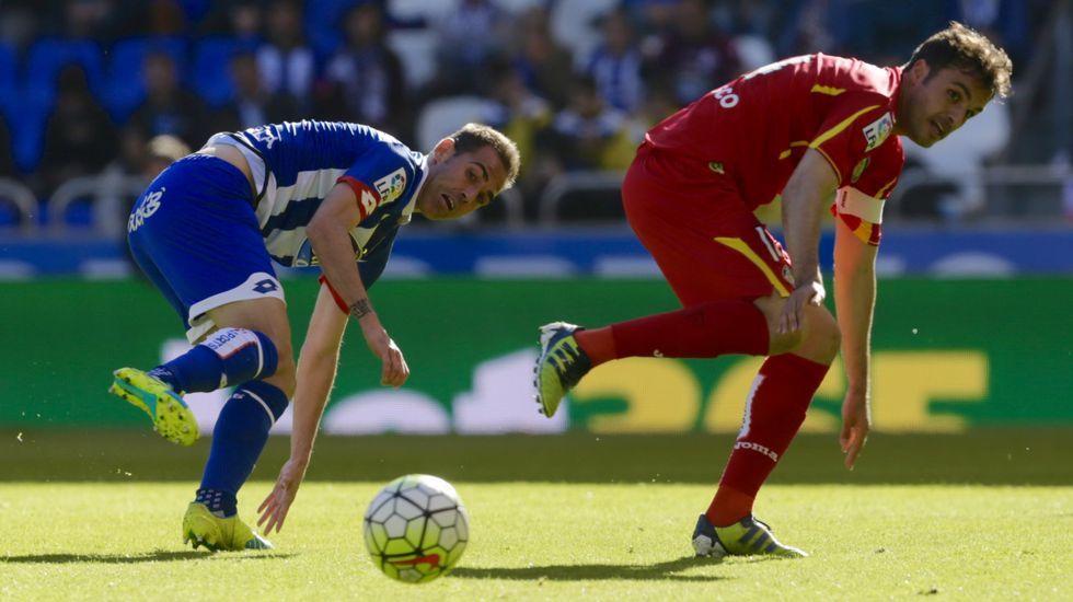 El Deportivo-Getafe, en fotos