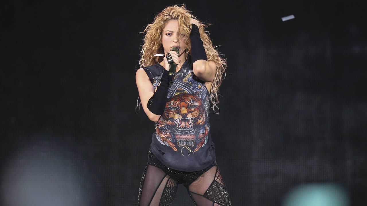 La Fiscalía se querellará contra Shakira por evasión fiscal.Foto del Instagram de Cristina Pedroche
