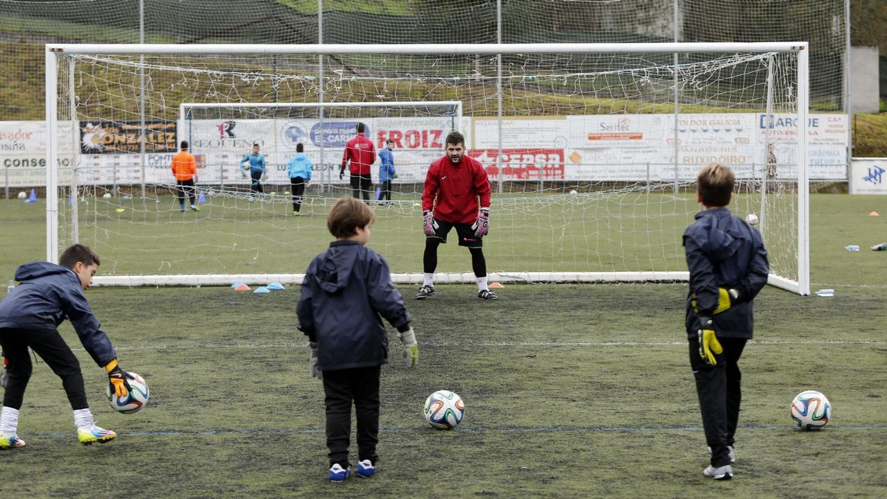 Granizada en Ourense