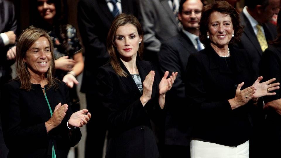 La reina Letizia en el País Vasco