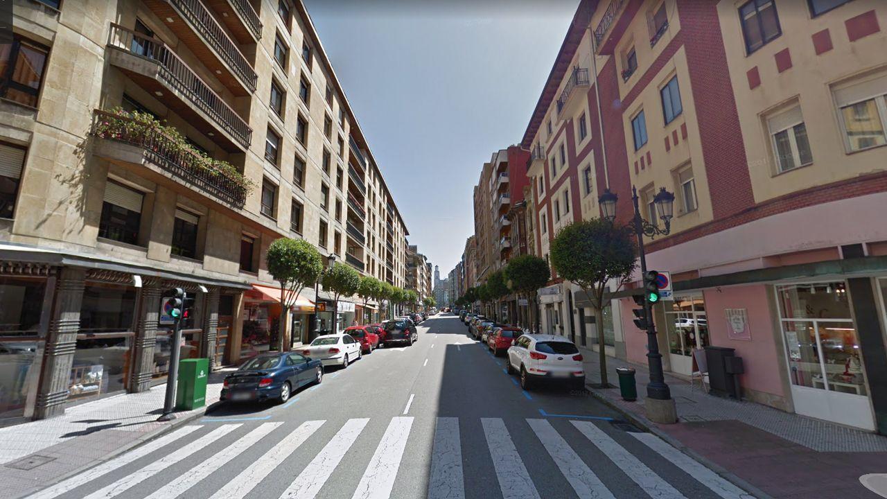Calle Asturias