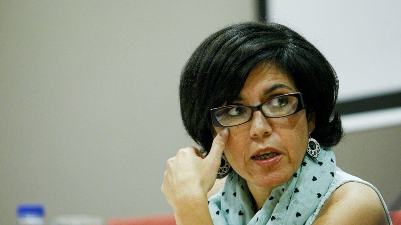 Casado anuncia que el PP recurrirá ante el TC los decretos convalidados en el Congreso.Pilar de Lara, en una foto de archivo