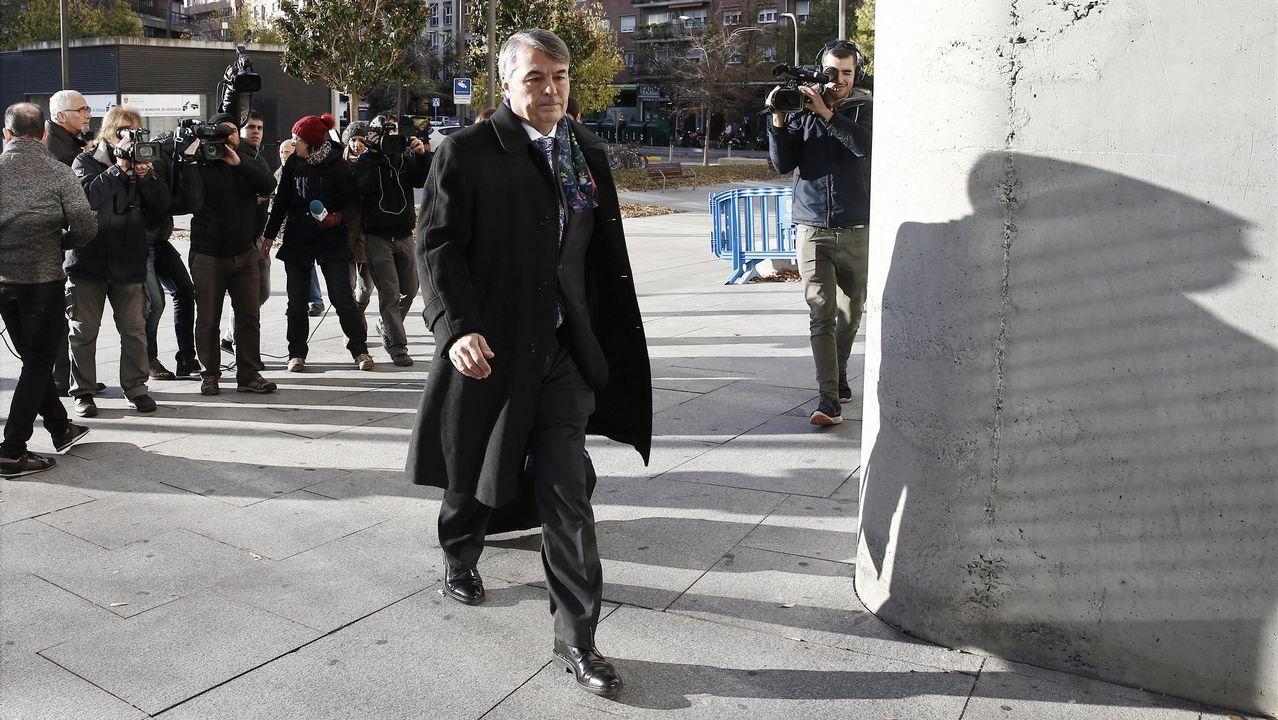Lo que ha pasado en la primera semana de juicio contra La Manada