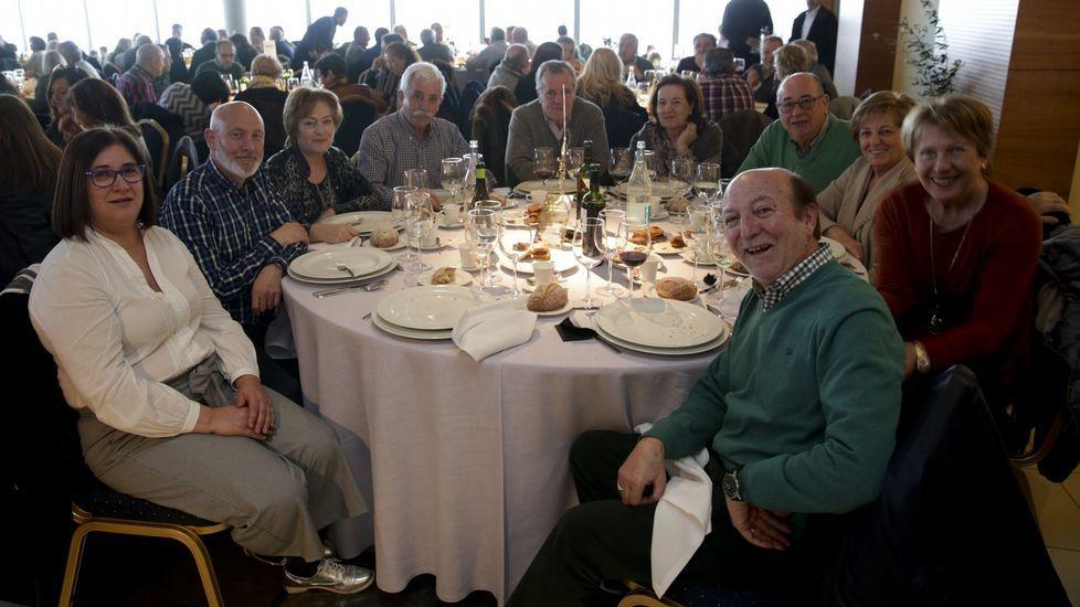 .Imagen de la Festa do Botelo en A Coruña el año pasado