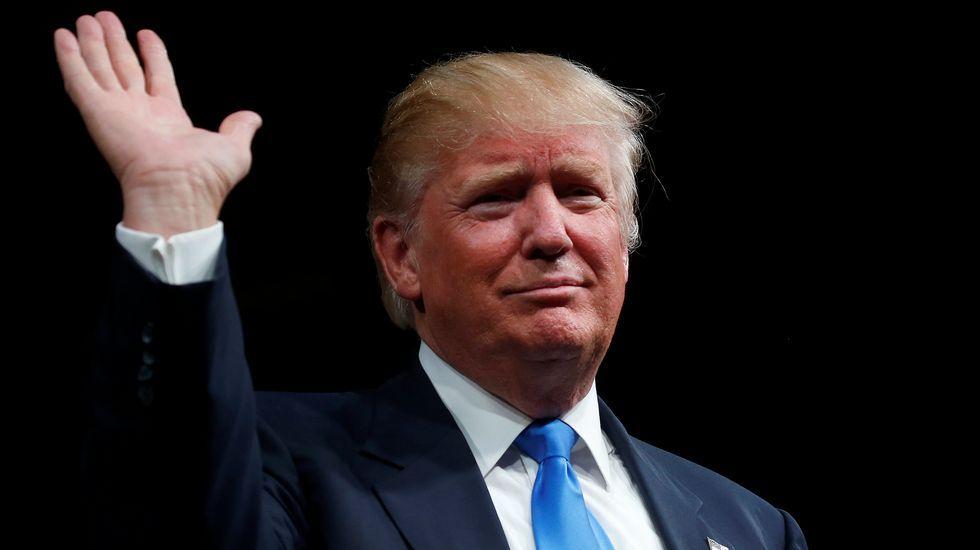 Clinton y Trump recorren seis Estados en la última fase de la campaña