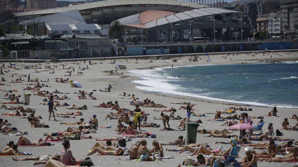 A Coruña. Riazor