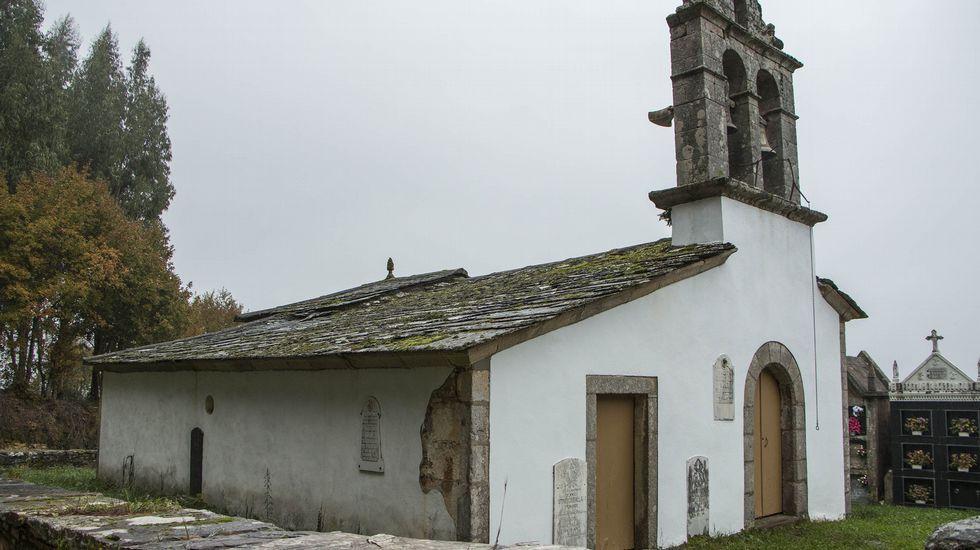Iglesia parroquial de San Xoán de Remesar