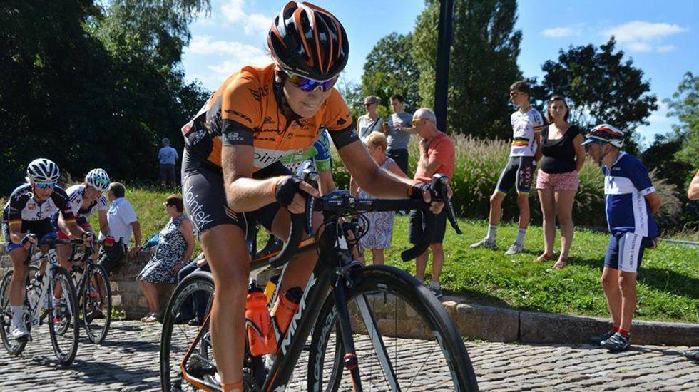 Juan Mata Common Goal.Alicia González Blanco es una de las mayores promesas del ciclismo.