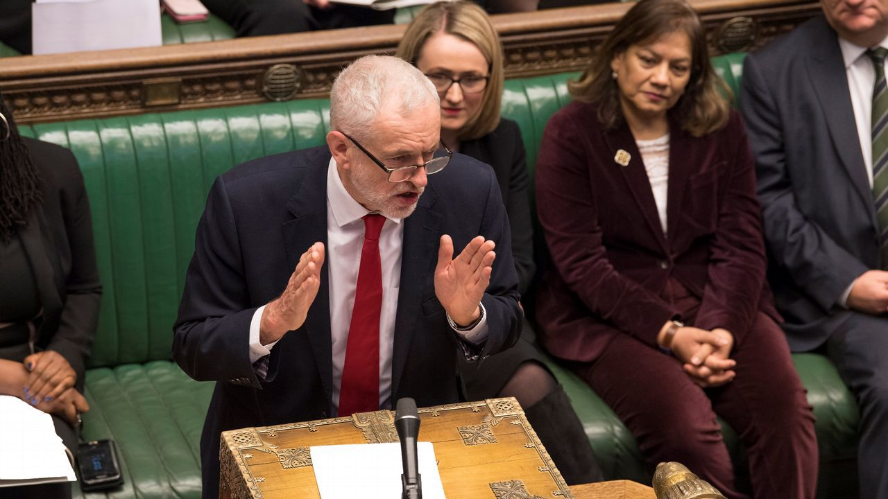 Corbyn cree que la unión aduanera garantizará la protección de empleos e inversiones