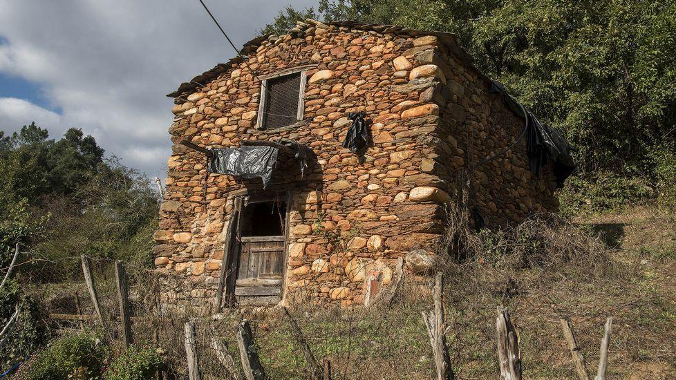 Arquitectura agrícola tradicional en O Xanelo