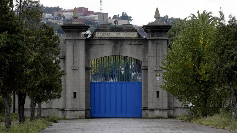 General Dynamics ya ha retirado su nombre de la puerta de entrada de la fábrica de armas