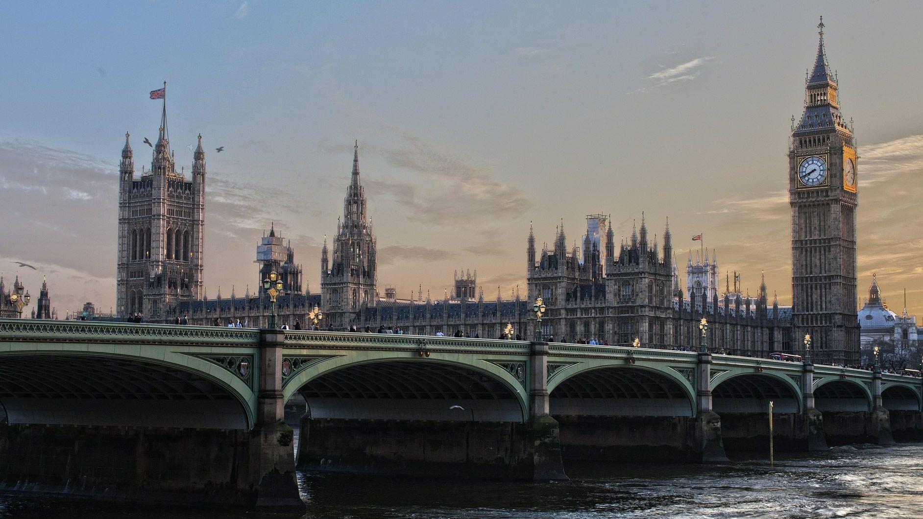 Westminster solo abre al público los sábados