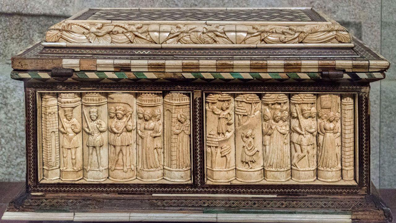 Arqueta de Santa Eufemia