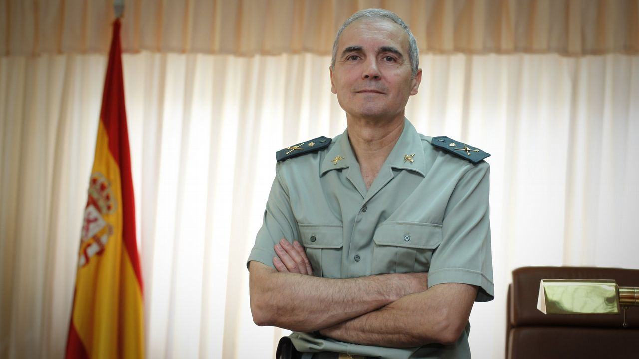 .Ángel Alonso Miranda, en una imagen de archivo
