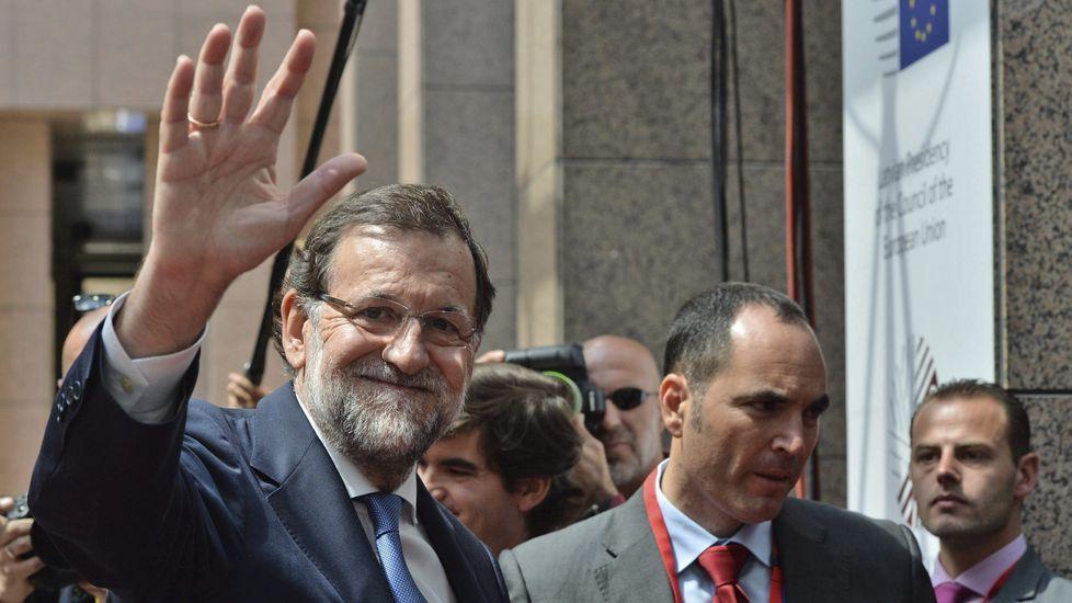 Rajoy asegura que los cambios en el PP serán antes de finalizar junio
