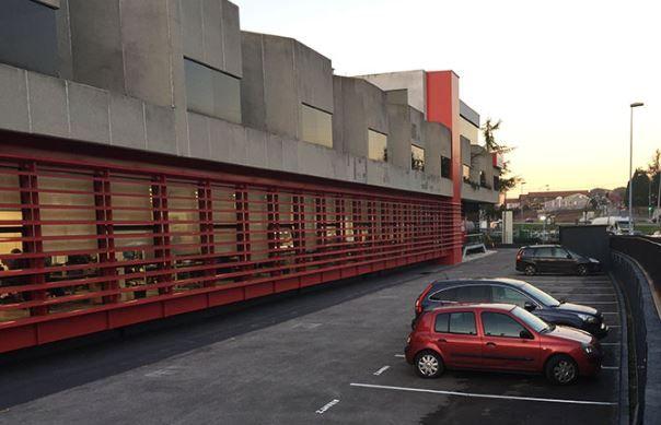 Fran Sol Real Oviedo Horizontal.Edificio de Ieducae