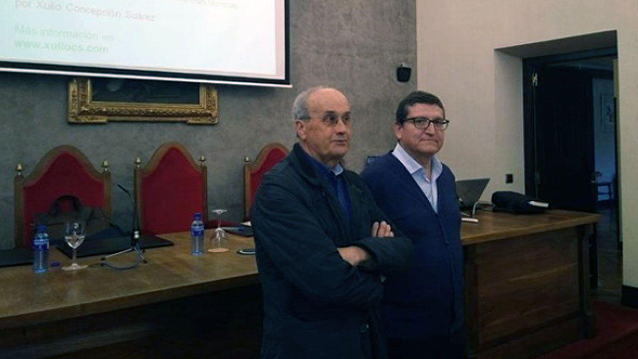 Urogallos en cautividad.Xulio Concepción y Ramón D'Andrés