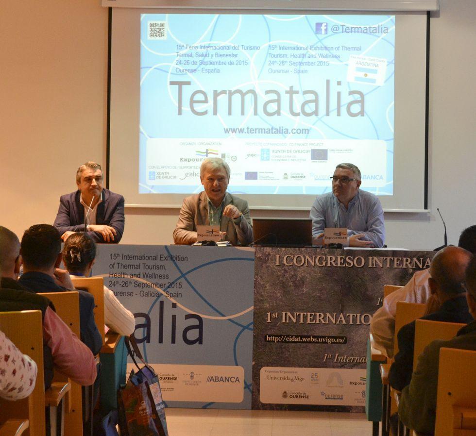 El curso comenzó ayer en Expourense y continuará hoy.