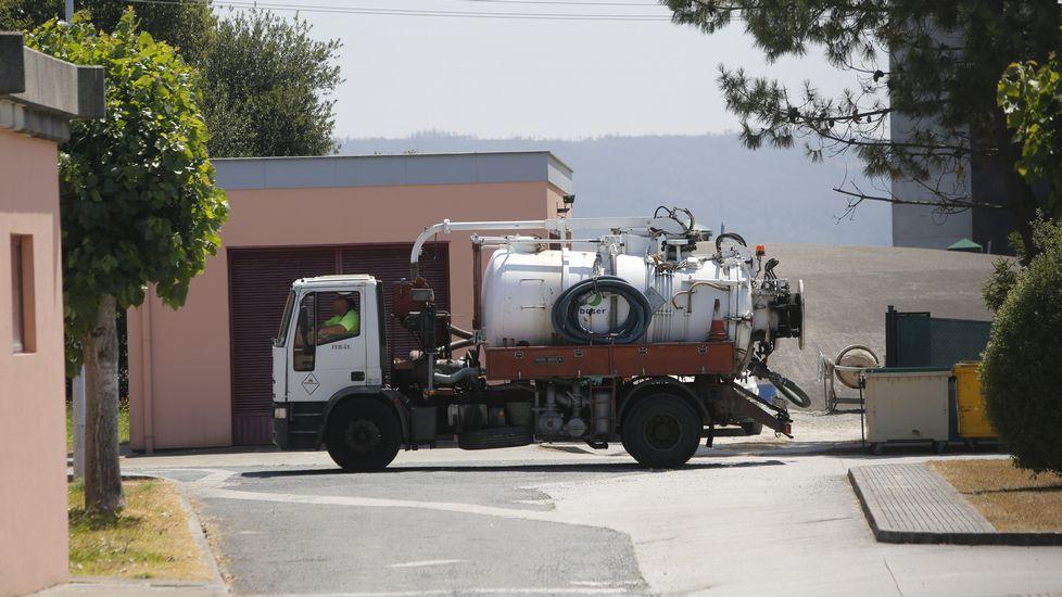 ETAP de Catabois. Planta de tratamientod e agua de Emafesa