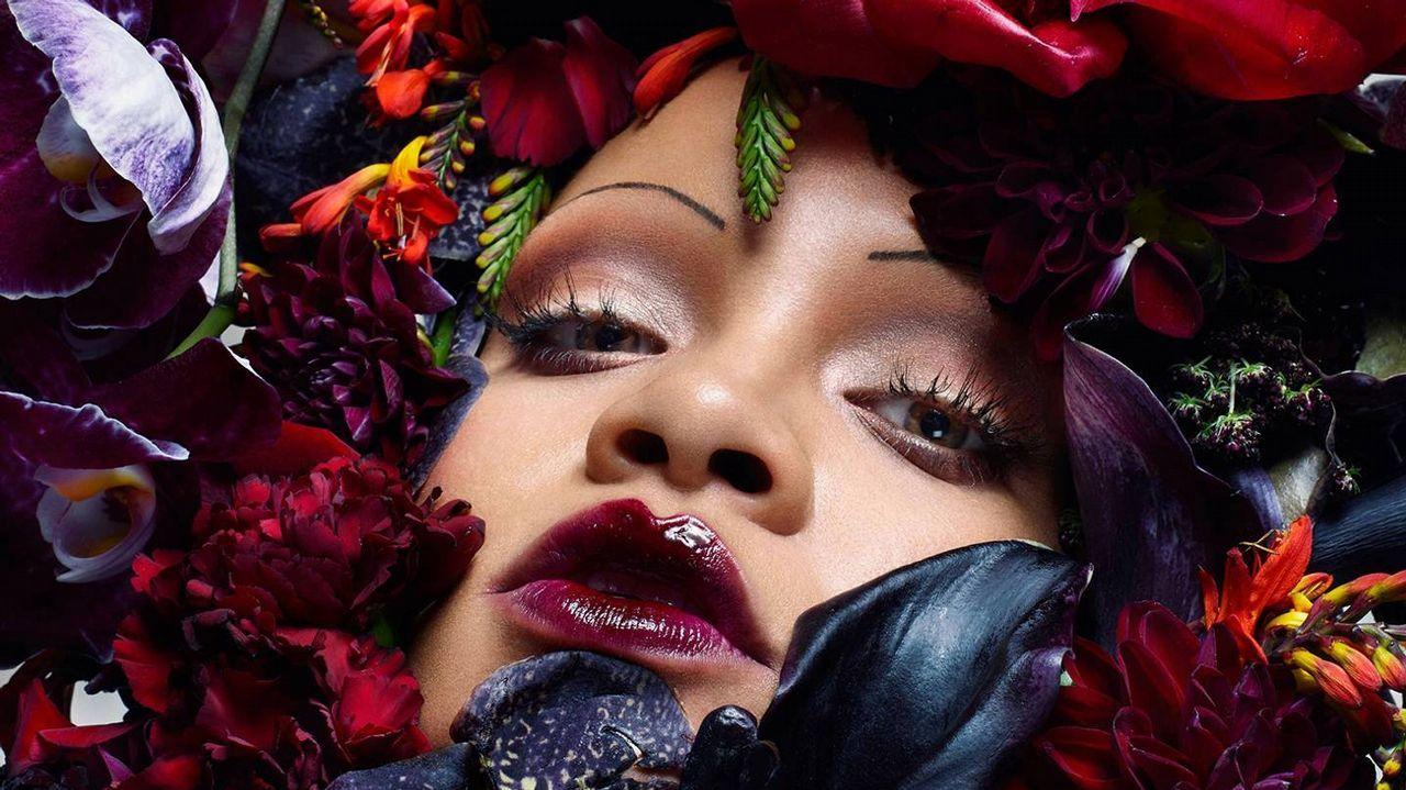 .Una de las portadas de la edición británica de Vogue