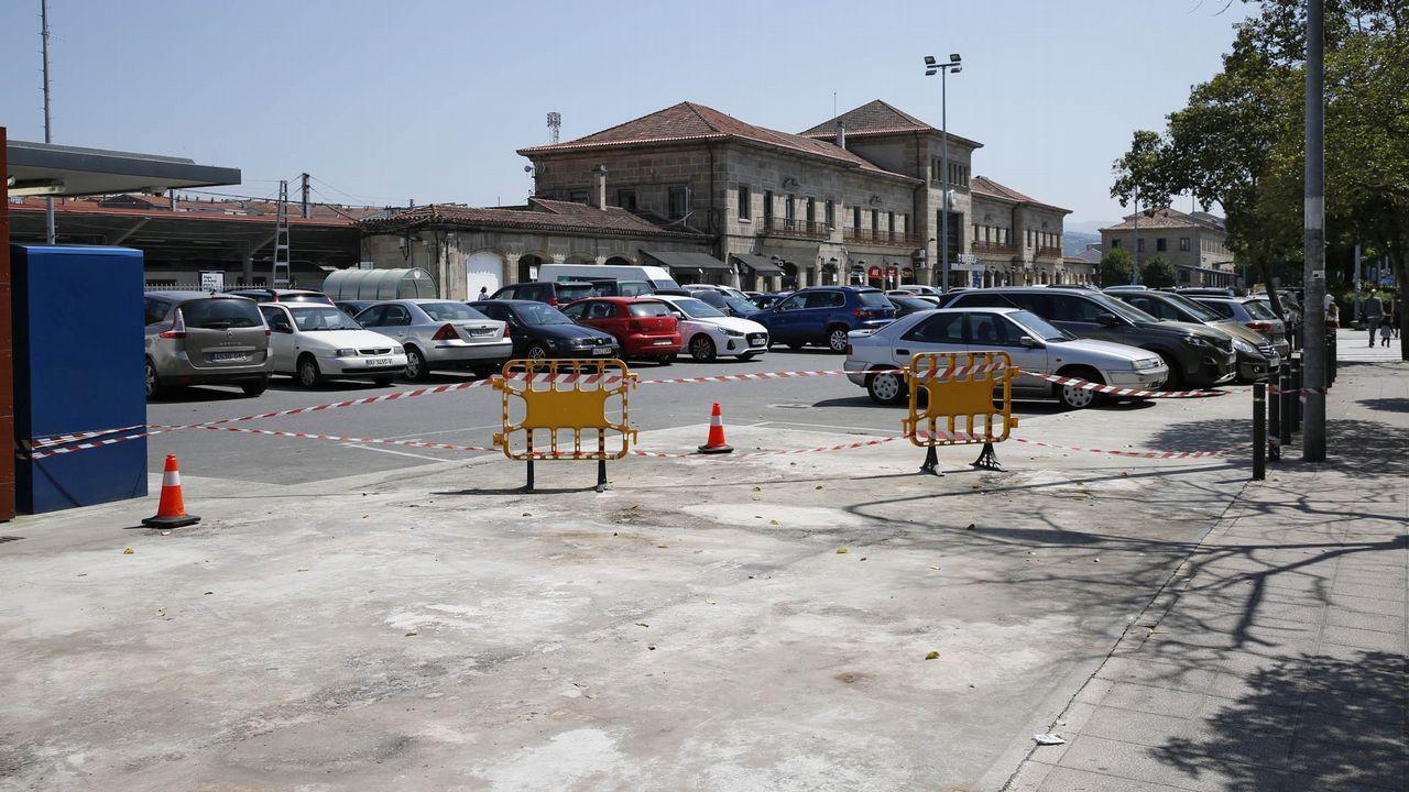 Tractor o tren de 'alta velocidad': ¿quién ganará?.Tren de Arriva en Gales, compañía que opta a explotar el tren Oporto-A Coruña