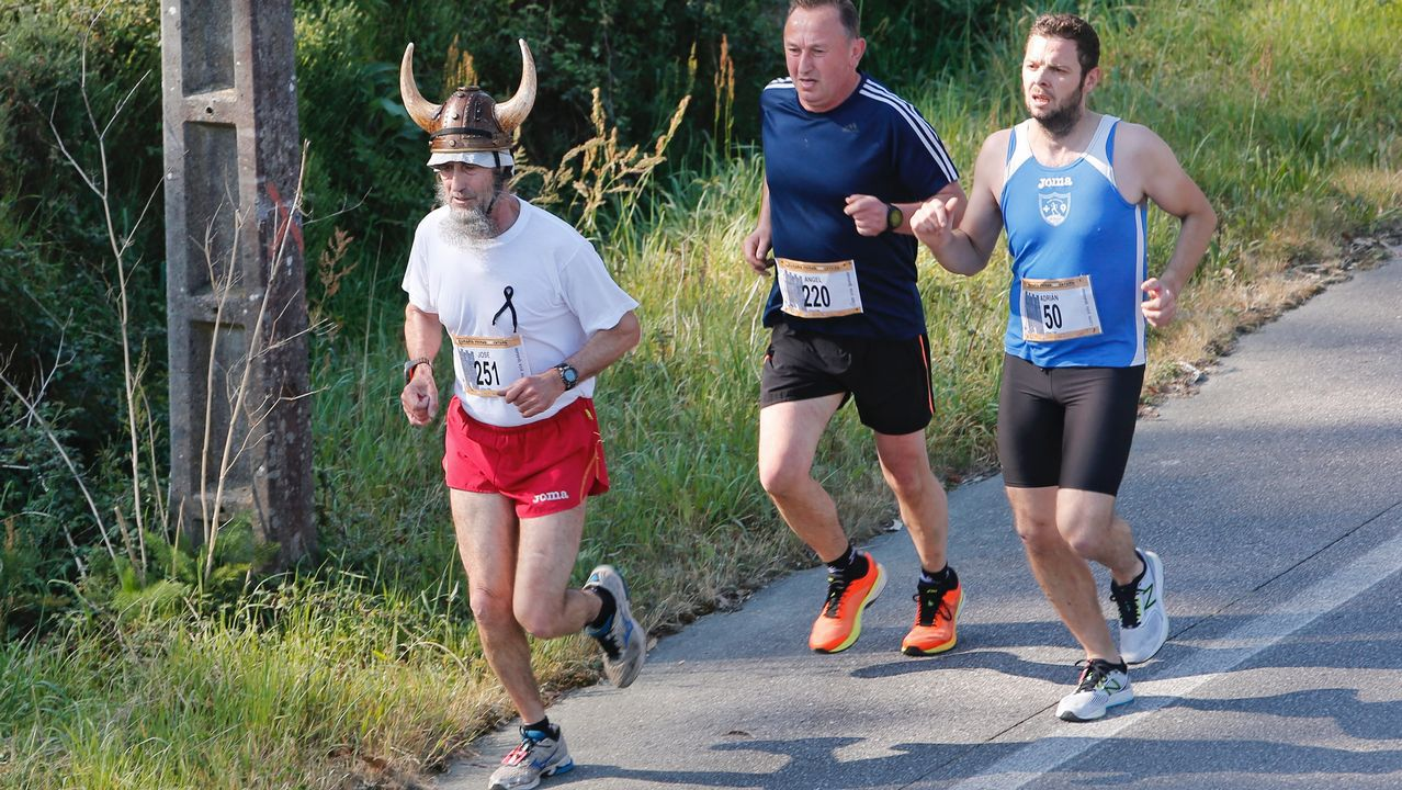 ¡Corre, que vienen los vikingos!