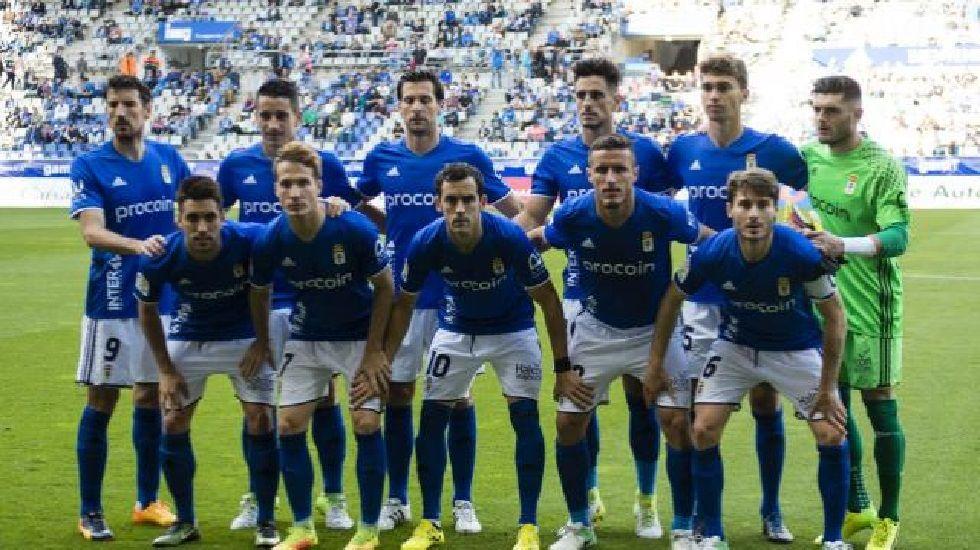 Alineación del Oviedo para el encuentro ante el Sevilla Atlético