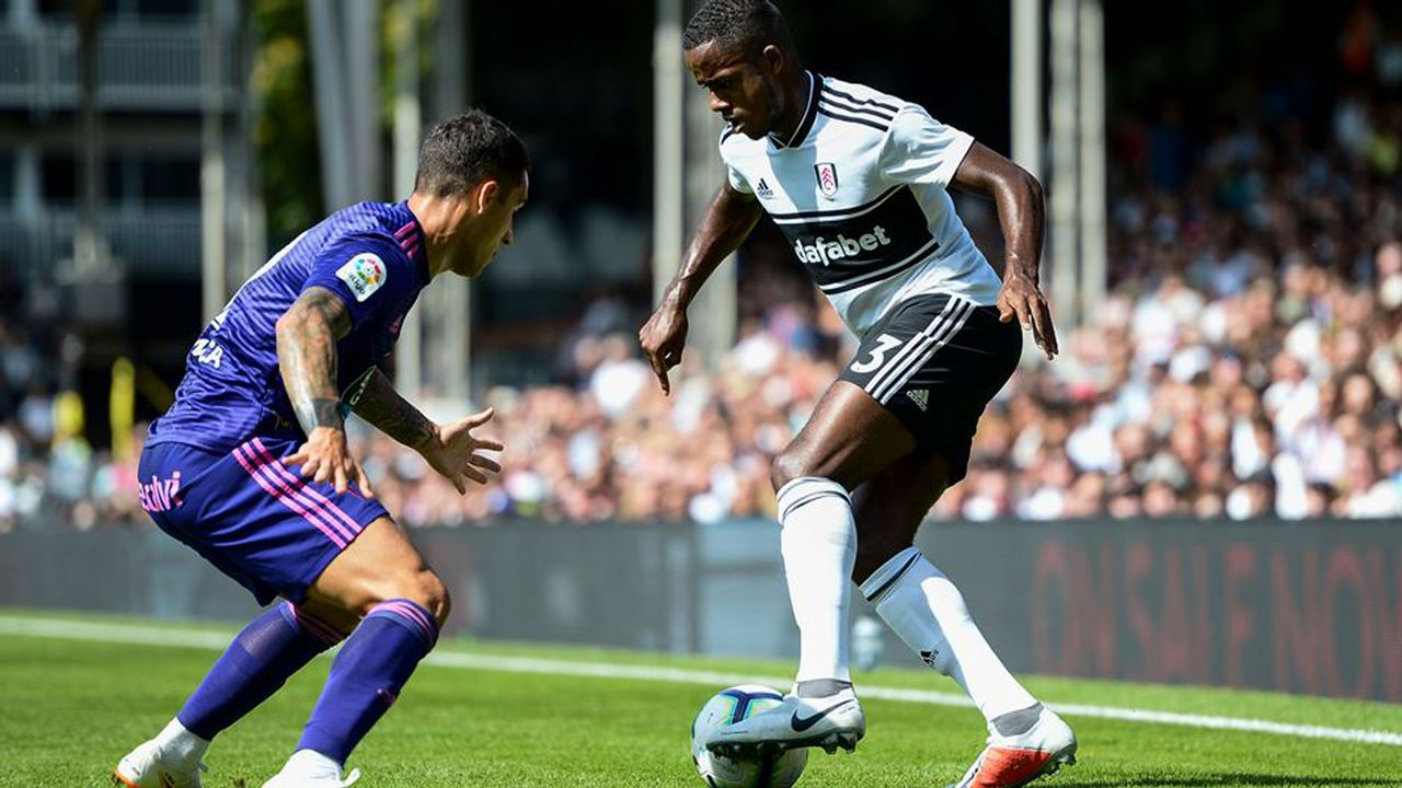 El Fulham-Celta, en imágenes.