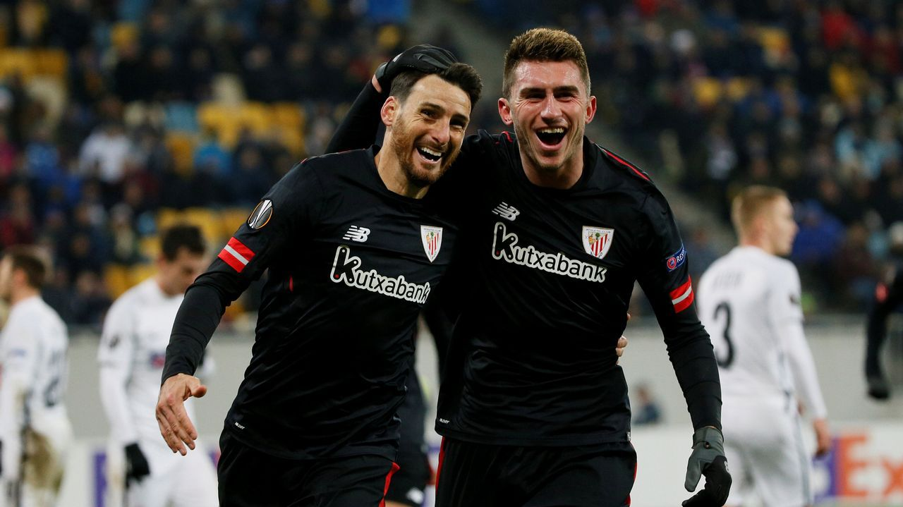 Athletic,y Villarreal como primeros  y Real sociedad como segundos siguen en dieciseisavos donde se les une el Atlético de Madrid.