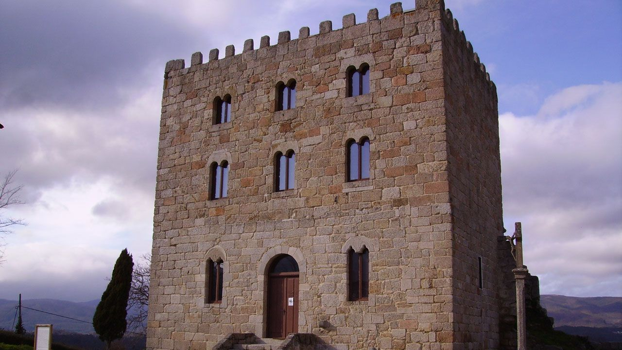 Castillo de Castrodouro