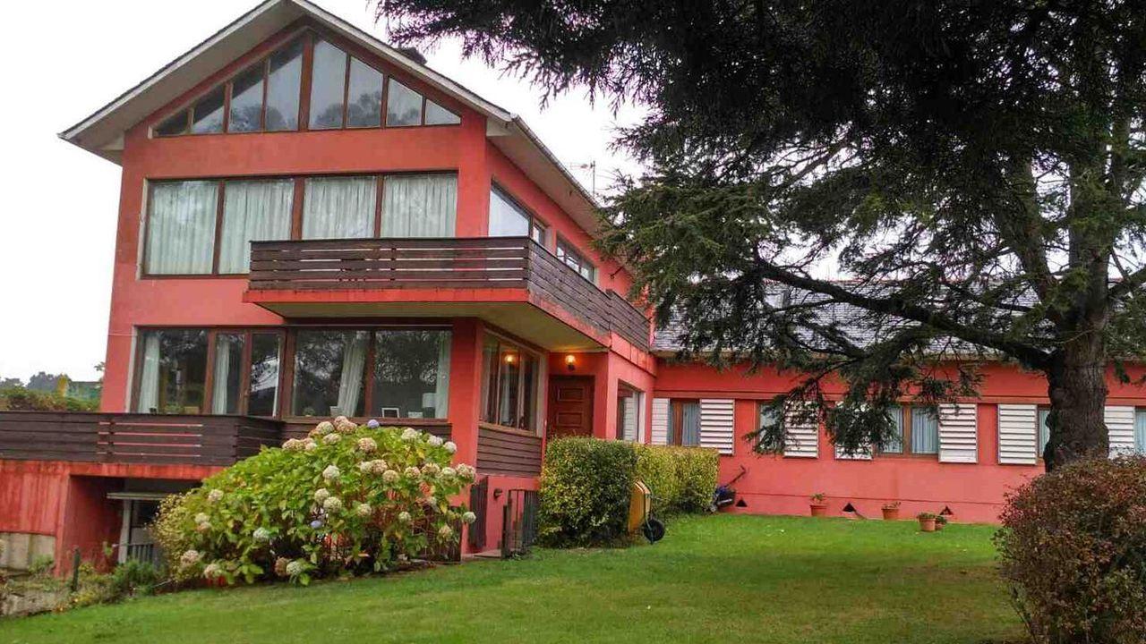 Alquiler de casa en Luarca