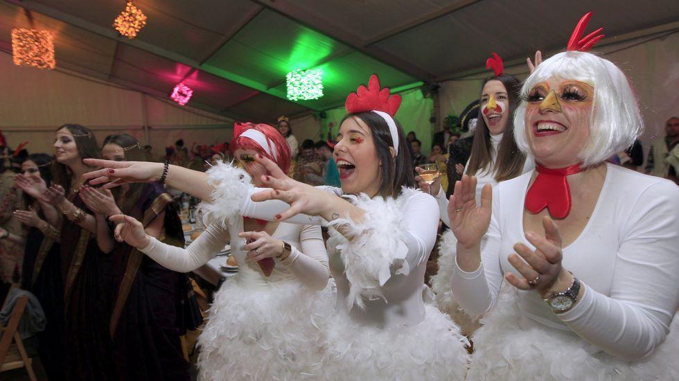 Carnaval en Xove