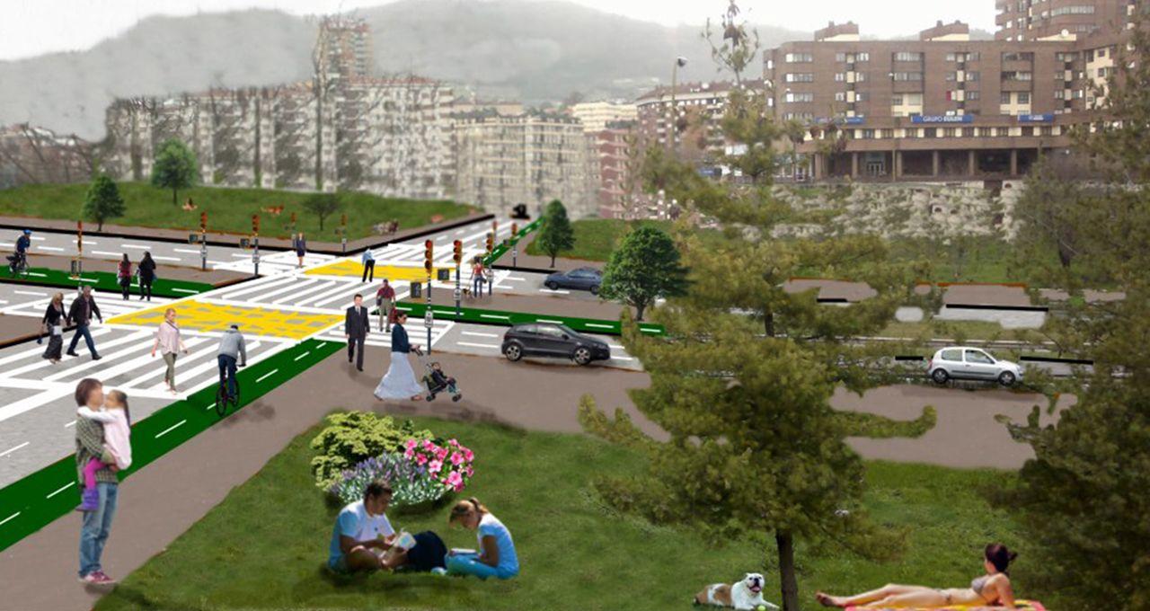 Proyecto «Imagina un Bulevar»