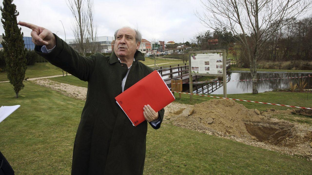 El Escola Lubiáns Calvo de Carballo logra la proeza: ¡celebración y partido!.La planta de Sogama tendrá capacidad para tratar todos los residuos generados en Galicia