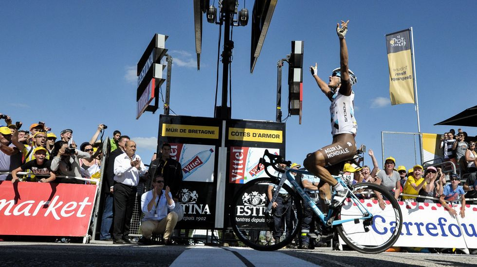 La décima etapa del Tour de Francia en imágenes
