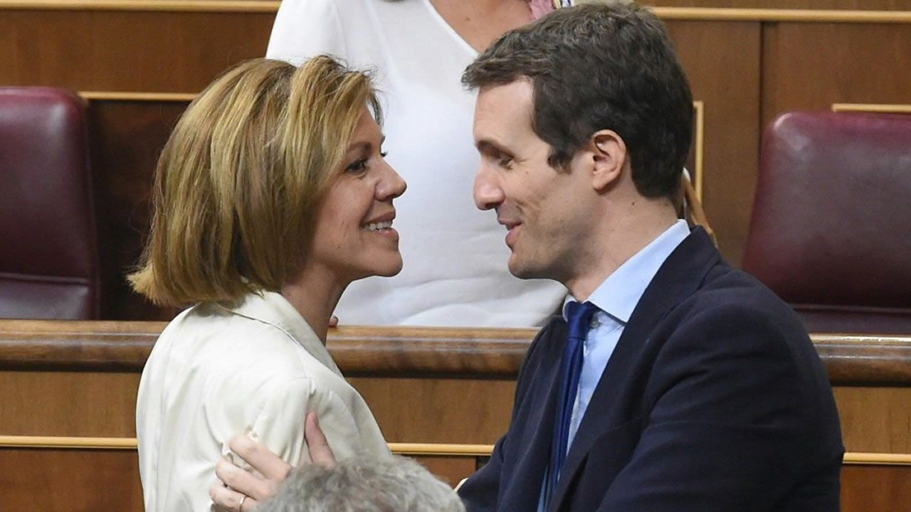 Rajoy disfruta de unos días de descanso enGalicia.La presidenta de Hunosa, María Teresa Mallada, interviene en la inauguración de la tercera edición de la Feria de Turismo Minero e Industrial en el Pozo Sotón