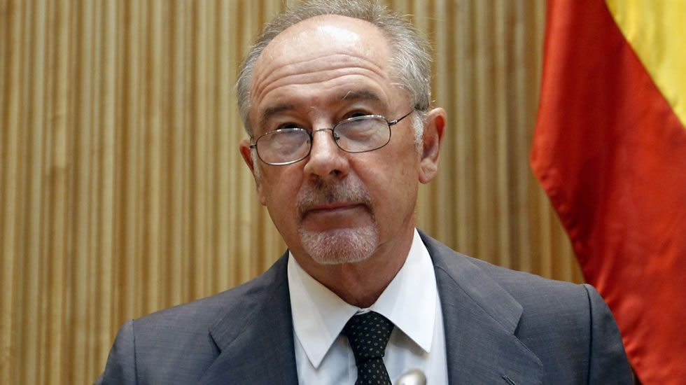 Rodrigo Rato. Exministro (PP). Entró imputado y se fue por las tarjetas «black»