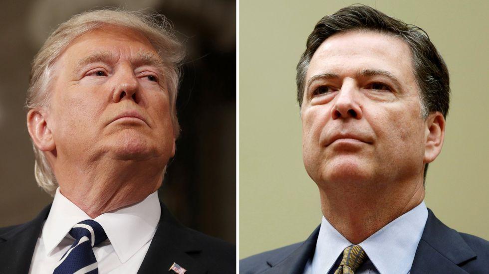 Christopher Wray, nuevo director del FBI.Robert Mueller, fiscal especial para superviar la pesquisa rusa del FBI