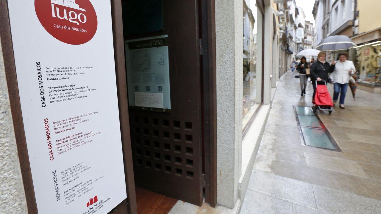 Convivio da Cultura Galega, en el 2014, en la Casa-Museo Manuel María